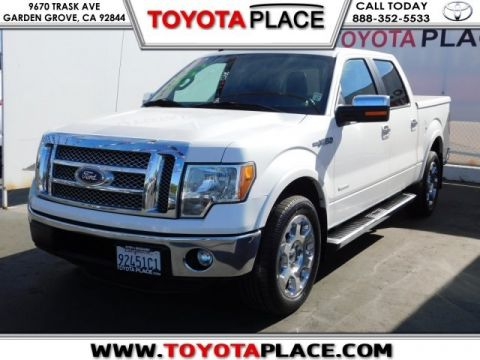 Pre-Owned 2011 Ford F-150 Lariat RWD 4D SuperCrew
