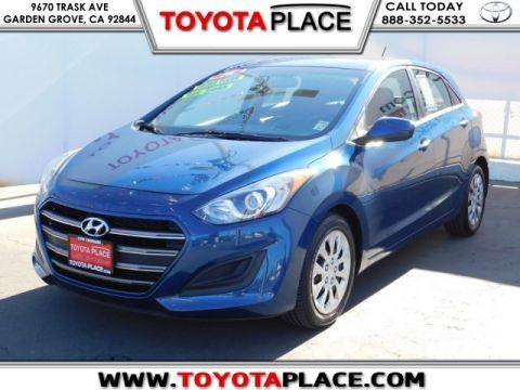 Pre-Owned 2016 Hyundai Elantra GT Base FWD 4D Hatchback