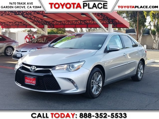 Pre Owned 2017 Toyota Camry Se