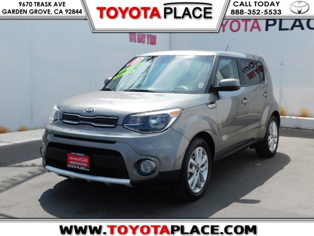 pre owned 2017 kia soul plus - Kia Garden Grove
