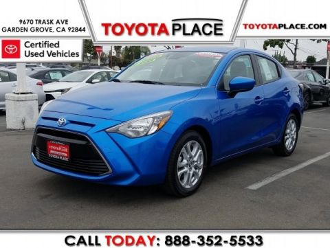 Certified Pre-Owned 2018 Toyota Yaris iA STD